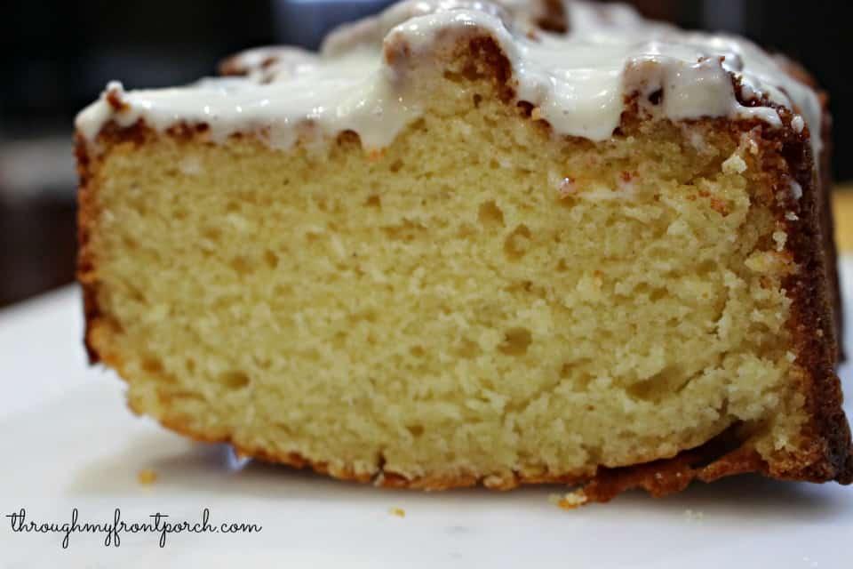 Delightful Southern Eggnog Cake Recipe