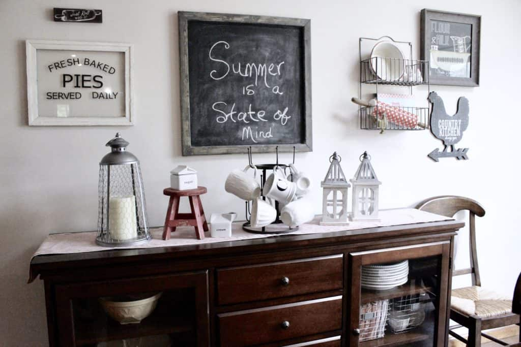 How To Add Farmhouse Style Without Breaking Your Budget