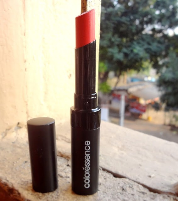 Coloressence intense long wear lip color in Candy
