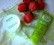 Most Effective Oil Control Face Wash and Face Mask : Review | Inatur Herbal Oil Control Face Wash and Face Mask Review