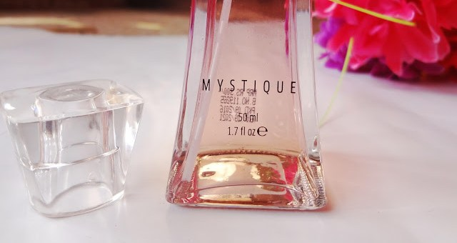 Spinz Eau De Perfume Mystique review