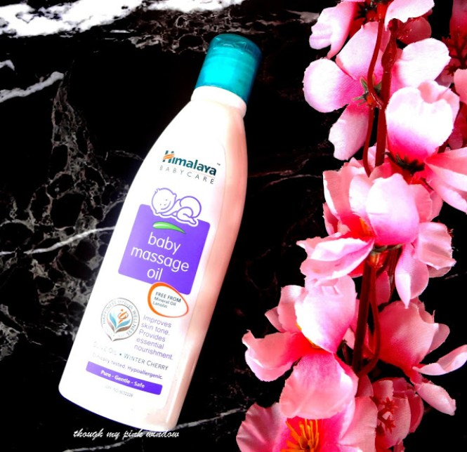Review of  Himalaya Baby Massage oil