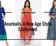 Anarkalis- New Age Style Statement | Ft. Myntra.com
