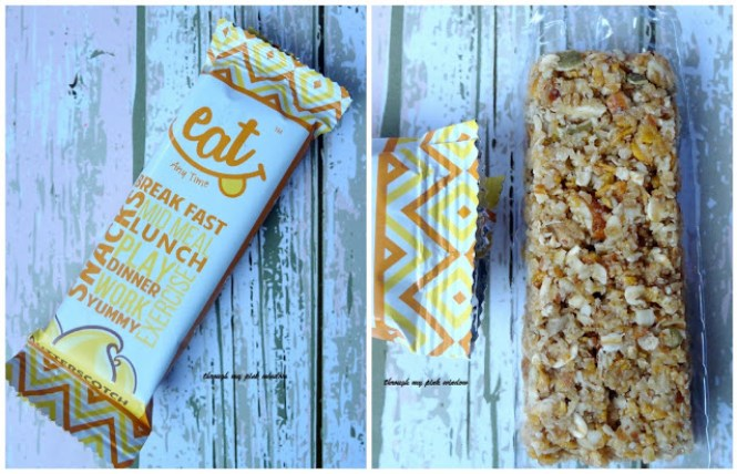Eat anytime snack bars review