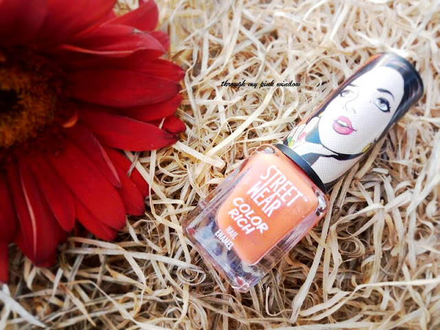 Street wear color Rich not so neon collection nail enamel kit : Review and Swatch