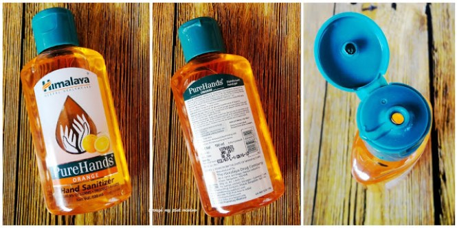 Ensure Total Travel Hygiene with Himalaya PureHand Hand Sanitizers