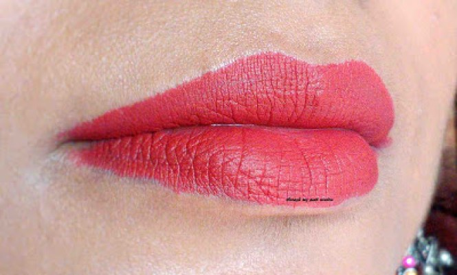 Sugar Matte As Hell Lip Crayon In 07 Viola and 10 Cherry Darling : Review,. Swatch MOTD