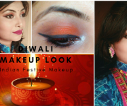 Diwali Makeup Look | Indian Festive Makeup | #DiwaliBlogging