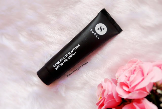 Sugar Goddess of Flawless SPF30+ BB cream in 02 Mocchinto : Review, Swatch and LOTD