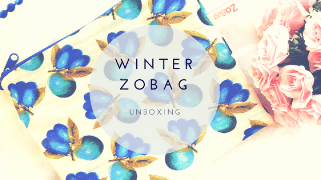 Zobag Winter Unboxing and Review