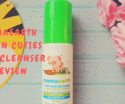 Mamaearth Clean Cuties Skin Cleanser Review