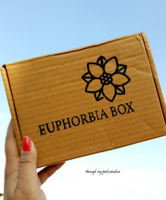 Euphorbia Box January 2018 Unboxing and Review