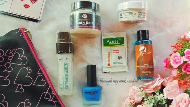 FabBag February 2018 Unboxing and Review| xoxo Feb Fab Bag