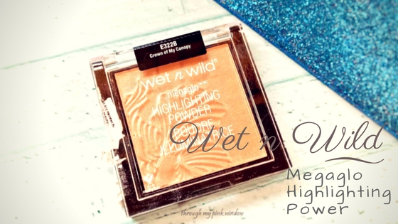Wet n Wild Megaglo Highlighting Power in Crown on My Canony Review