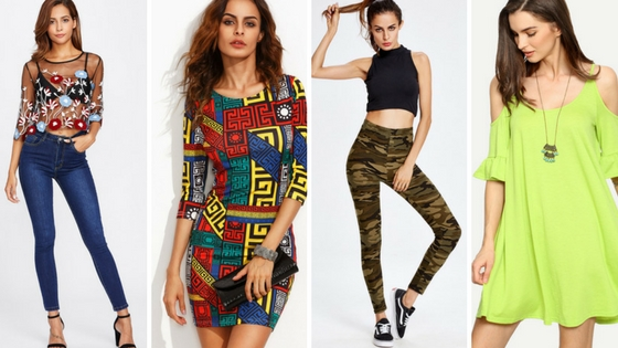 Groove this Summer with Shein
