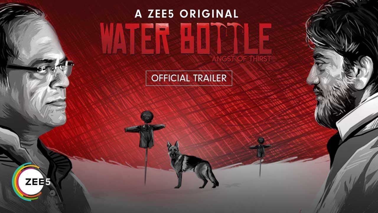 WATER BOTTLE Series Review – A thriller web series by ZEE5 ...