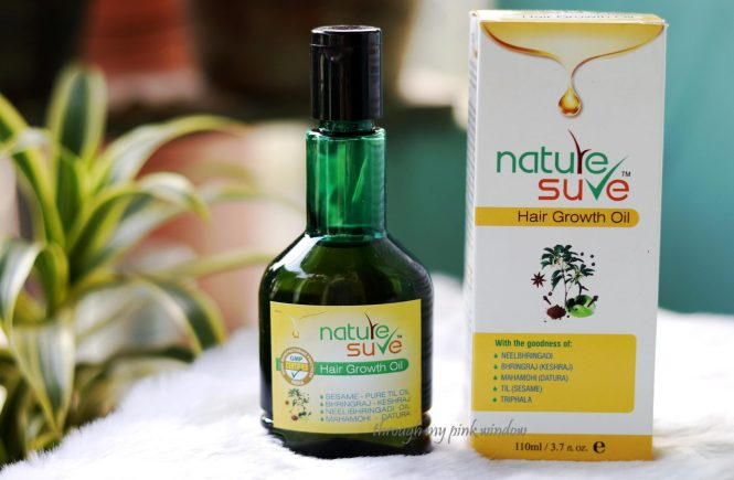 Nature Sure Hair Growth Oil : Review