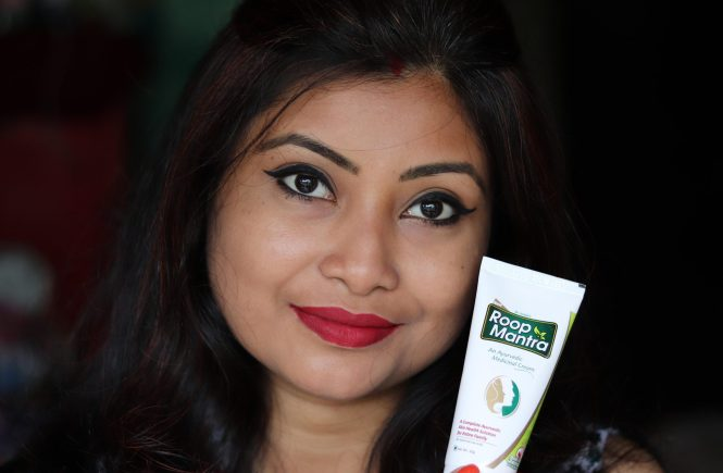 Roop Mantra Skin Cream- An Ayurvedic Fix for your skin's needs