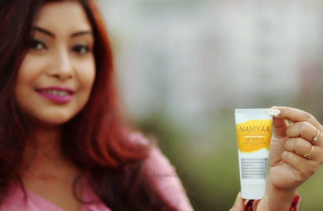 Namyaa Lip Serum Advanced Brightening Therapy : Review