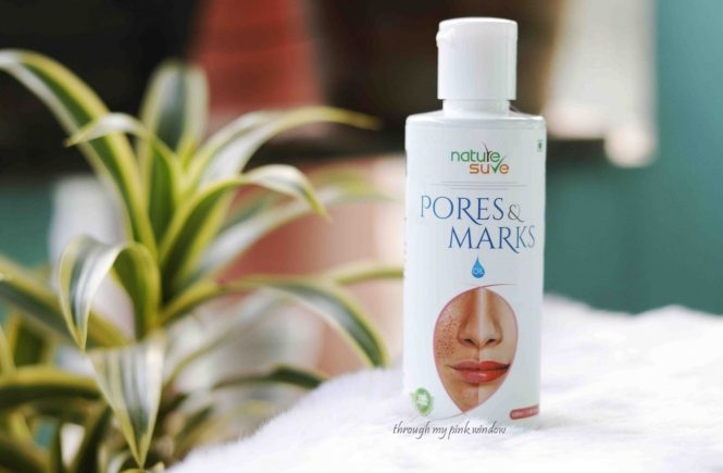 Nature Sure™ Pores and Marks Oil for enlarged skin pores, stretch marks and fine lines : Review