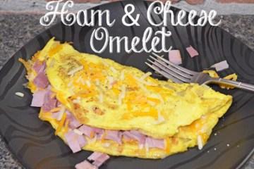 #omelet #ham #hamomelet