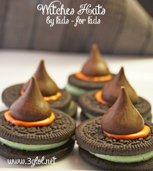 Witches Hats by Kids for Kids