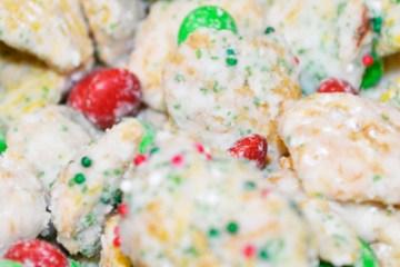 Christmas Muddy Buddies by 3GLOL.net