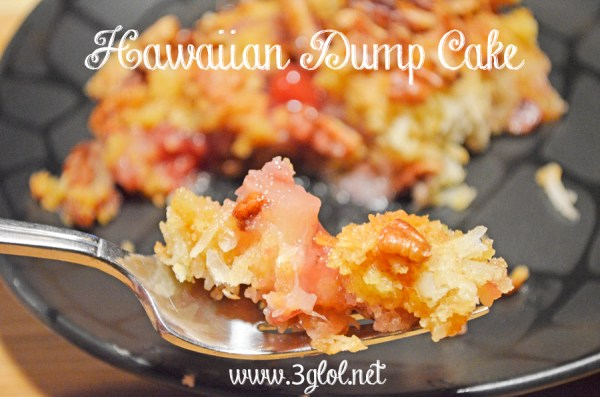 Hawaiian Dump Cake