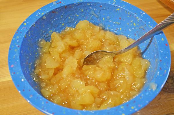 EASY Fried Apple Dumplings by 3glol.net