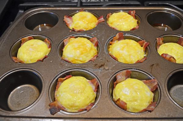 Bacon and Egg Breakfast Cups by 3glol.net