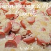 Turkey Sausage and Rice Casserole