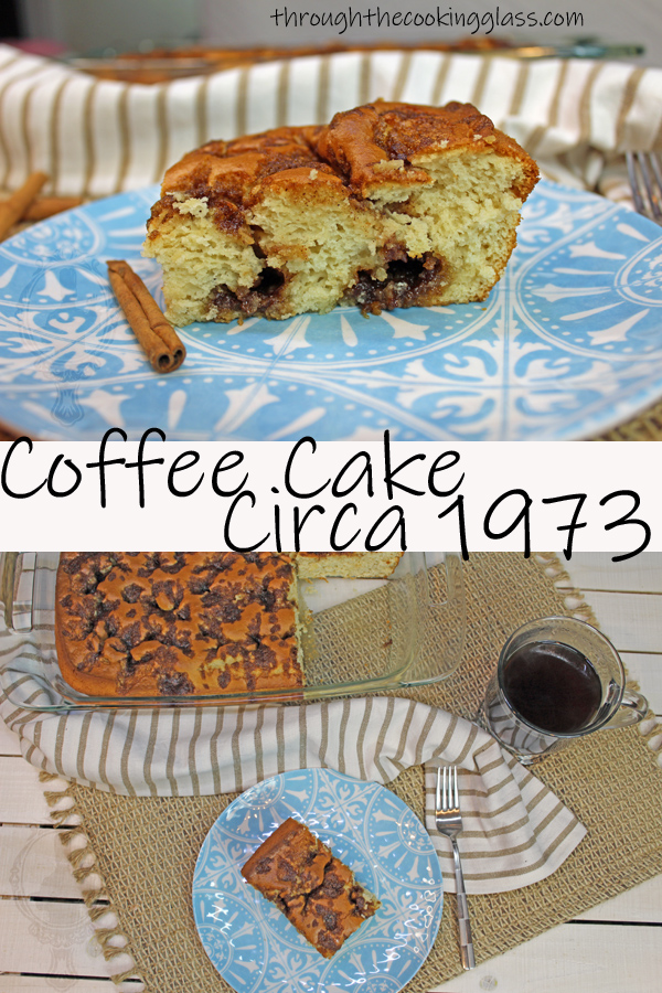 Coffee Cake Circa 1973