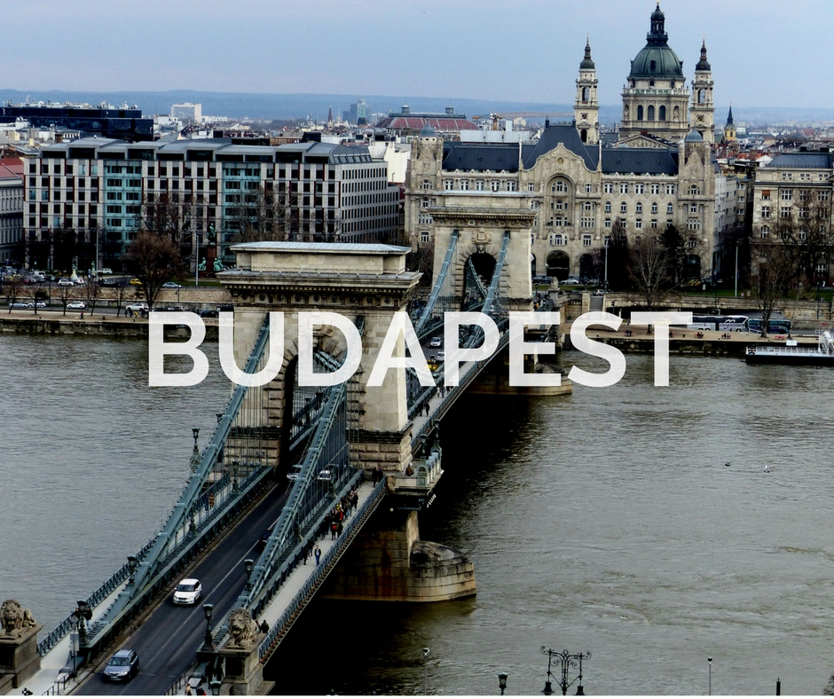 budapest Through The Iris Blog Portfolio Cover