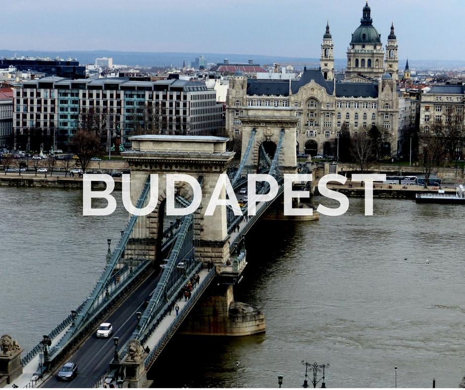 budapest Through The Iris Blog Portfolio Cover