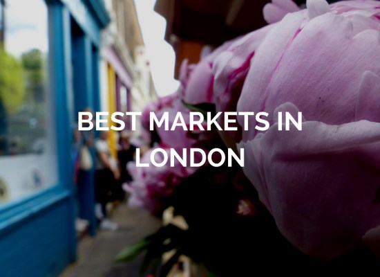 Blog Article Featured Image Market London
