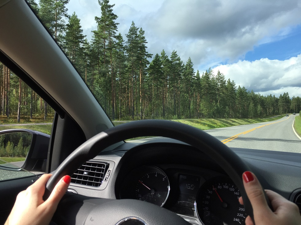 Road Trip Finland – Puumala – Through The Iris
