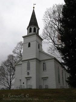 Old School Baptist Church, Warwick, NY