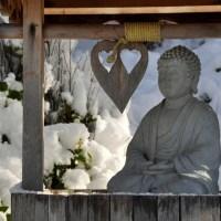 LOVE (& INCLUSIVENESS) - BUDDHA AT THE WISHING WELL