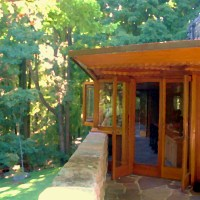 ORGANIC ARCHITECTURE  - KENTUCK KNOB