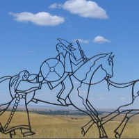 Escape – Little Bighorn, Thomas Merton & Disappearing in Plain Sight
