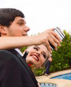 "Hads and Ridge ""selfie:"""