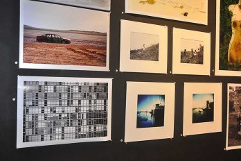 Exhibition, Photography, Gallery, Melbourne, Urban Curtain, Black and white, Architecture Photography
