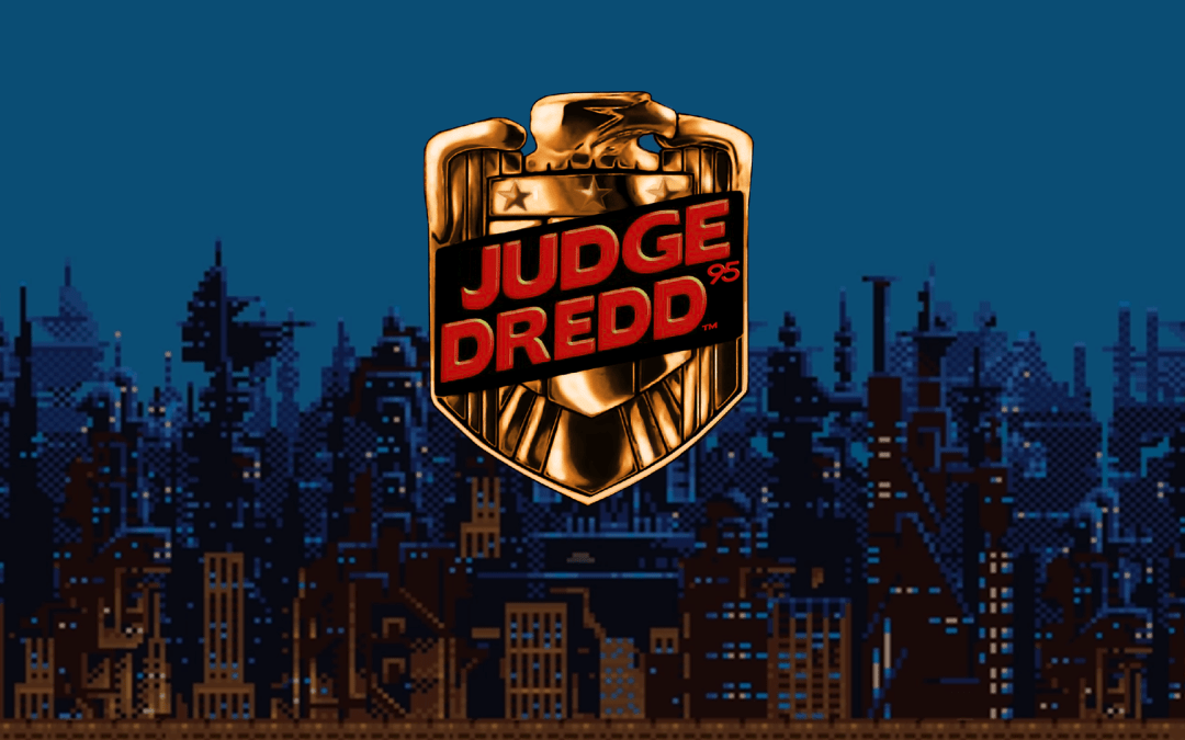 "Throwback Entertainment Announces ""Judge Dredd 95"", Now on Steam!"