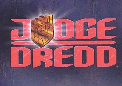 Judge Dredd Arcade