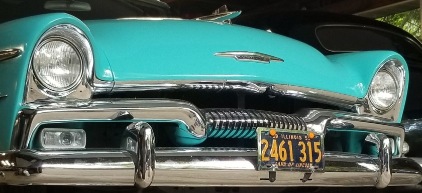 Minerva the 55 Plymouth