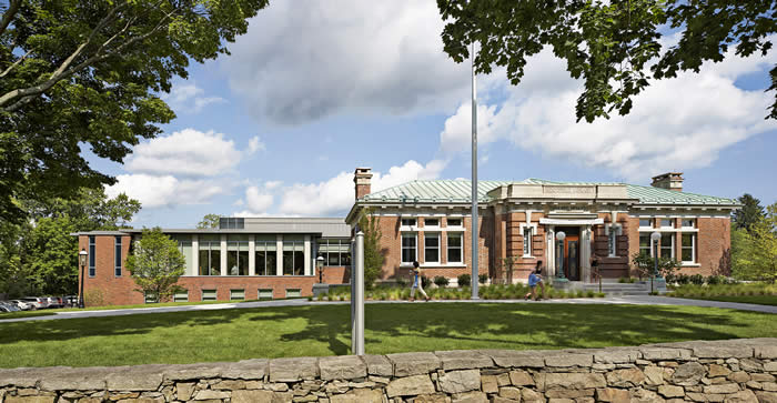 The Ridgefield Library