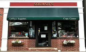 Squash's Ridgefield Office Supply