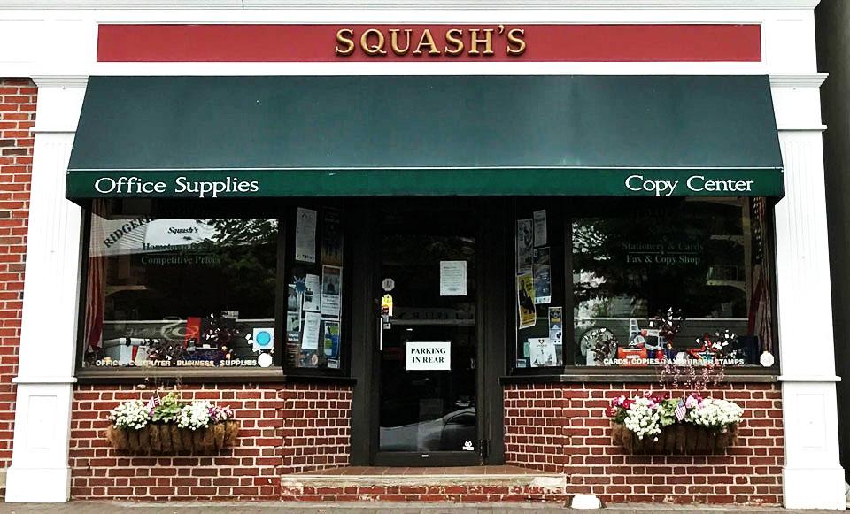 Squash's Ridgefield Office Supply