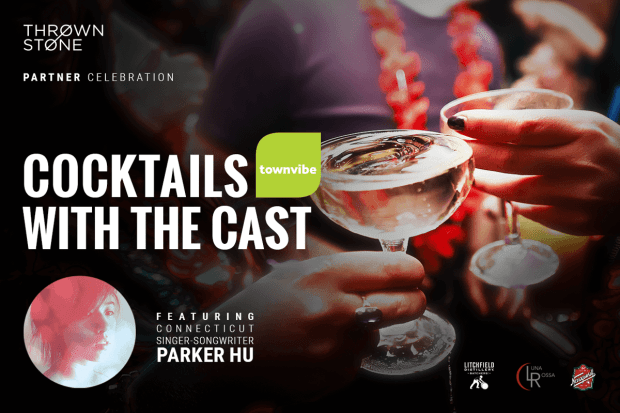 Townvibe's Cocktails with the Cast