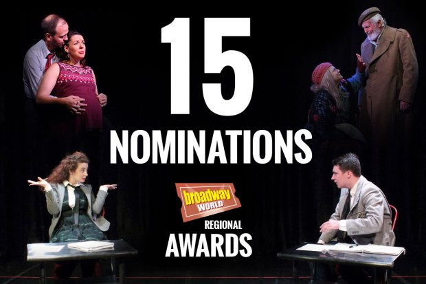 15 Broadway World Nominations